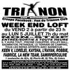 week end loft au trianon.....