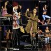 .  Le 6 aout Vanessa a donné une representation de Rent  Zac & Stella etait dans le Public ! =) .   .