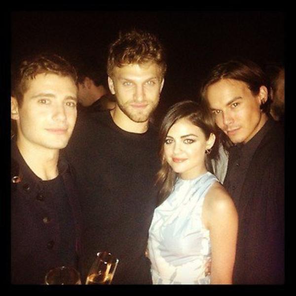 Photo Lucy Hale Instagram