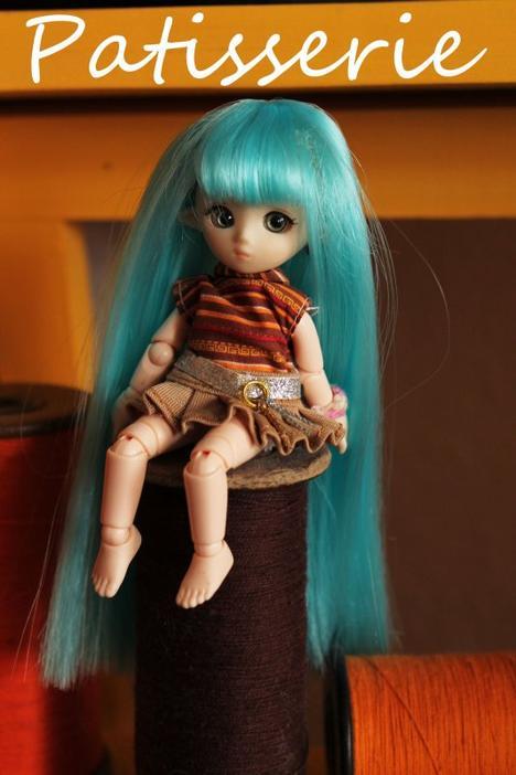 Doll de Tsubaki: Patisserie♥