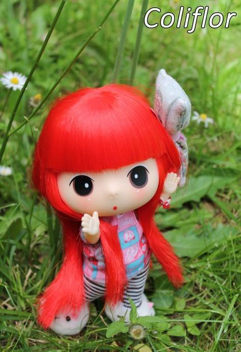 Doll de Tsubaki: Coliflor♥