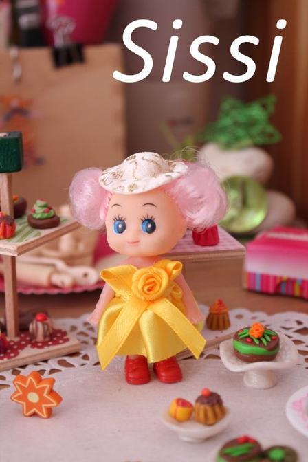 Doll de Tsubaki: Sissi♥