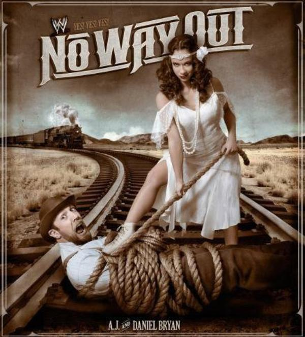 Nouveau PPV : WWE No Way Out 17Juin 2012