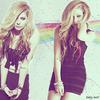 . . Comme prévu, Avril fait la couverture du nouveau numéro du magazine Inked. . .