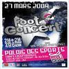 Foot-concert à Lyon avec Obispo !!!