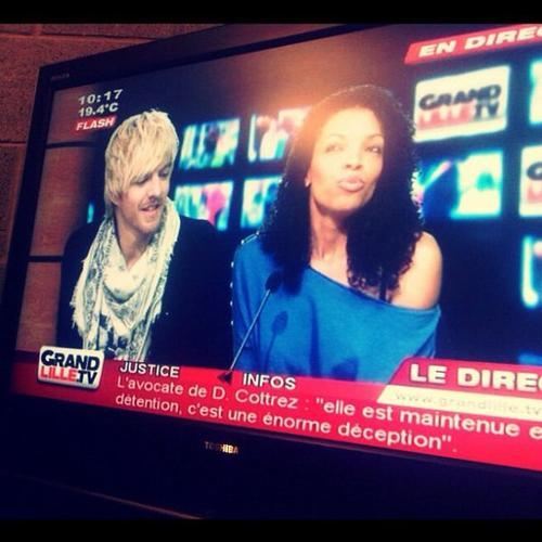 Adam & Eve en Promo sur Lille - Lundi 25 Juin 2012 - à moins de 3 mois de la Tournée Evènement