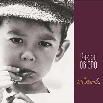 """J-30 Réservez """"MillésimeS"""" le premier best of de Pascal Obispo"""