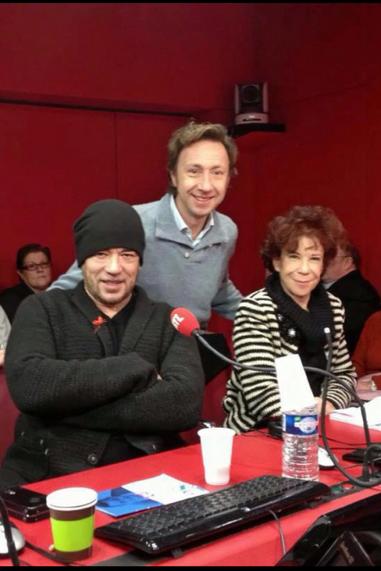 Pascal Obispo pour Les Restos du Coeur sur RTL ce mercredi