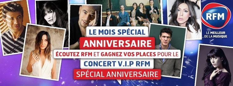 @ObispoPascal aux Folies Bergère le 10 Juin prochain pour l'anniversaire de @RFMFRANCE
