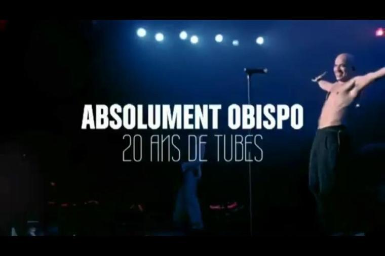 """""""ABSOLUMENT @ObispoPascal 20 ans de tubes"""" 25 Mai sur W9 et aux Francofolies de la Rochelle"""
