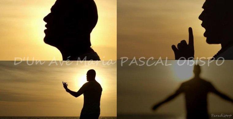 @ObispoPascal nous offre une nouvelle version du clip #DunAvéMaria 1er extrait de l'album #LeGrandAmour
