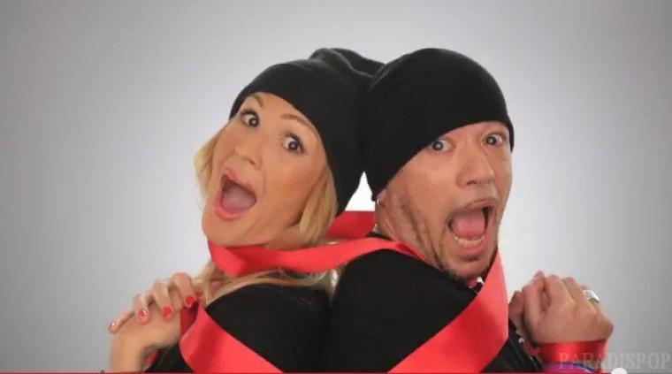 VIDEO Voici le CLIP #KissAndLove @Sidaction signé @ObispoPascal @LineRenaud - by @Paradispop