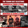 THE TERROR EAST SELECTIONS ON ONE STATION - LES TERROR EAST SELECTIONS SUR ONE STATION
