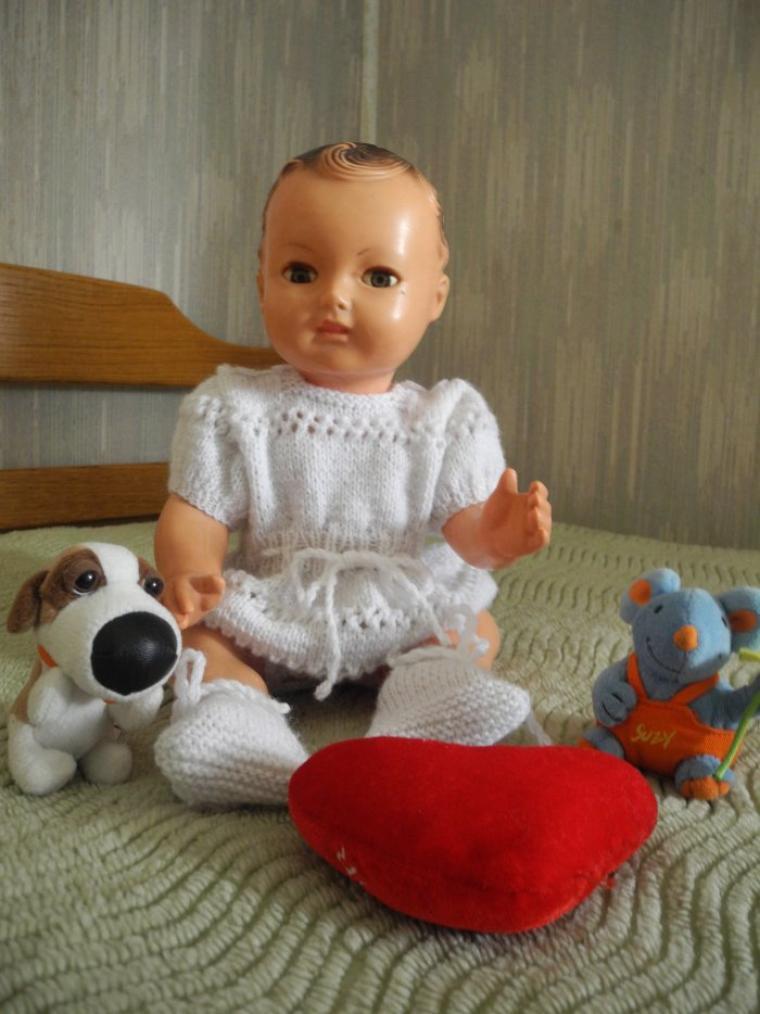 présentation de mes poupées (suite)