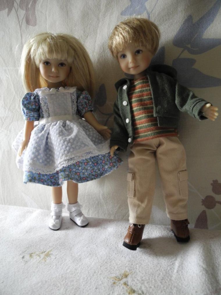 Tommy et Grace