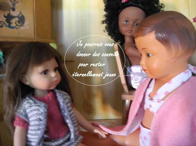La réponse de Françoise