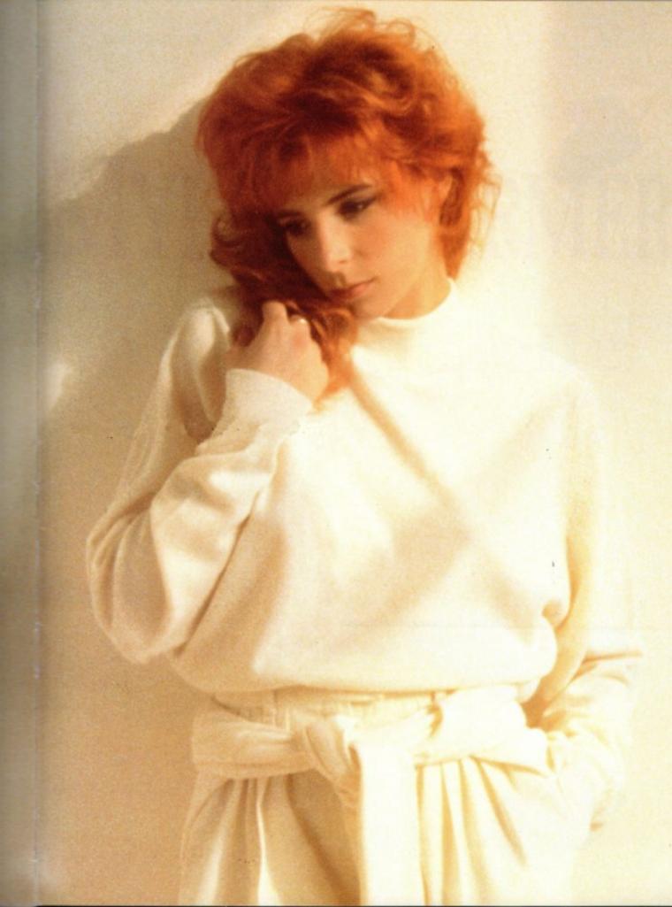 BIOGRAPHIE  Les années Ainsi soit je... et Tour 89 (1987 - 1990) -  PHOTOS. CLIPS MUSICAUX.