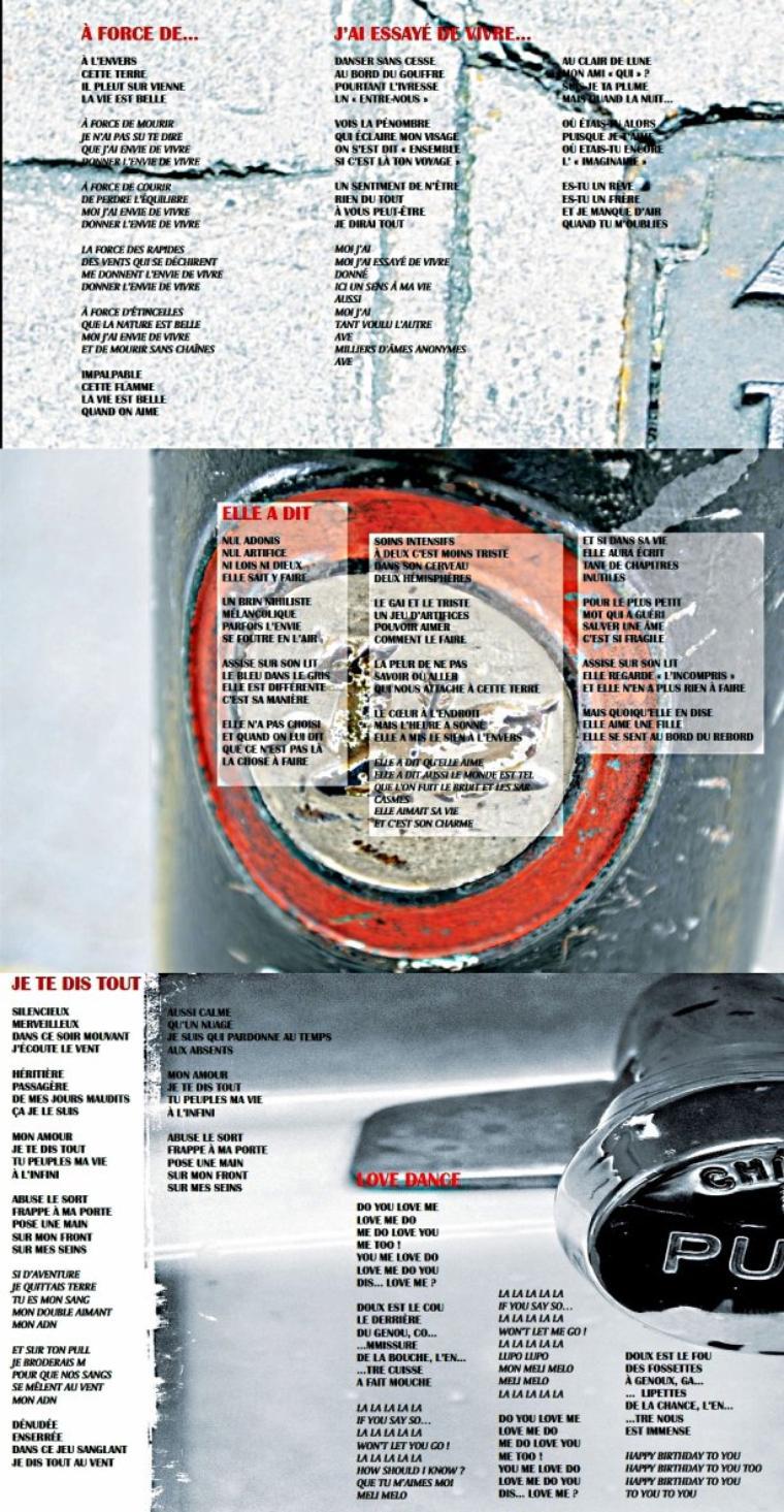 BIOGRAPHIE - Les années L'autre... et Dance Remixes (1991 - 1993) - PHOTOS. CLIPS MUSICAUX. Brochures : Digital Booklet Monkey Me 2012.