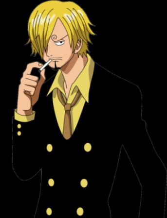 Sanji Dit La Jambe Noire Avant Et Apres L Aventure De One Piece