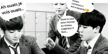 KPOP DIALOGUES: DÉSIRS CACHÉS N°1