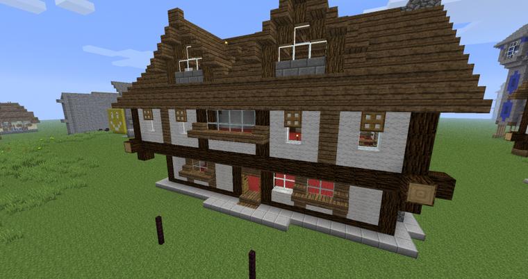 Articles De Merlimont 62 Taggés Maison Minecraft
