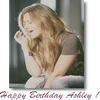 Voilà ! Ashley vient d'avoir 24 ans en ce beau 2 juillet. Je souhaite qu'elle passe un joyeux annviersaire entouré de sa famille & de ses amis. On t'aime Ashley !