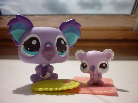 Mes Nouveaux PetShop : Maman-Bébé