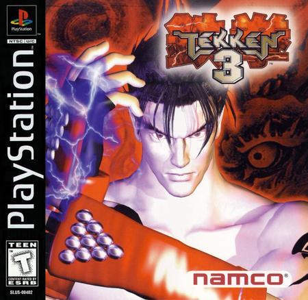 Playstation 1 : Tekken 3