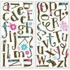 l' alphabet de ton nom