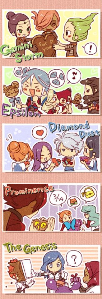 Joyeuse St Valentin!!!! ♥♡♥