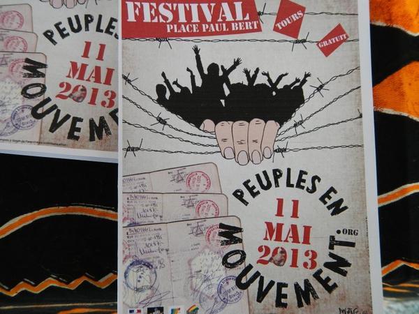 @ PEUPLES EN MOUVEMENT A TOURS (37) @