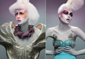 quand le maquillage devient un art