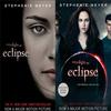 .  2 nouvelles couvertures du roman ''Eclipse''  .