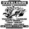 EPILEPTIK PARTY - OVERLORDS - 04/12/10 - Le Cargo [Caen - Fr]