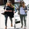 Elles adoptent le pantalon tendance !                 Avec Hilary Duff et Rachel Bilson !
