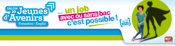 Un Salon pour Un Job !