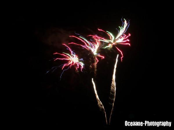 Fireworks. (2)