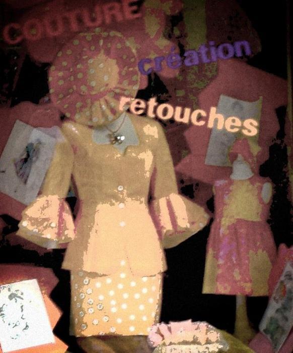 Haute couture ......