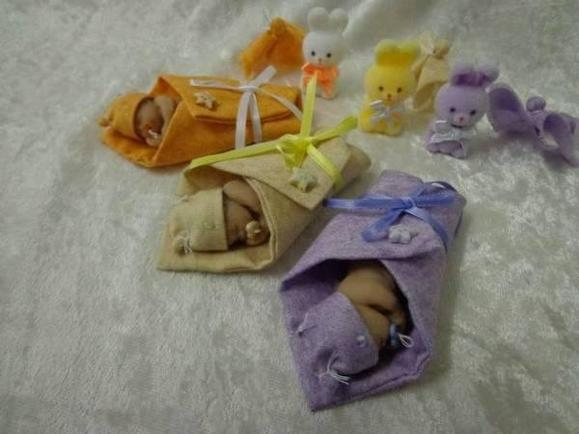 Nouveaux minis bébés dormeurs ..........