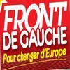 Votez Front De Gauche aux élections européennes !!!!!!