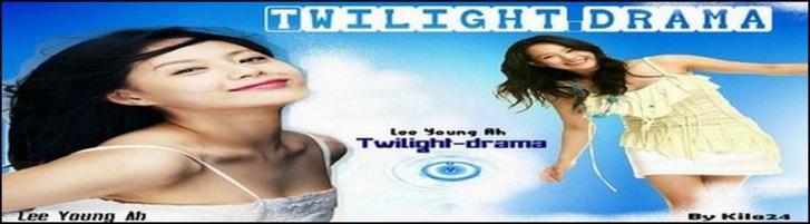 Bienvenue sur Twilight-drama^^