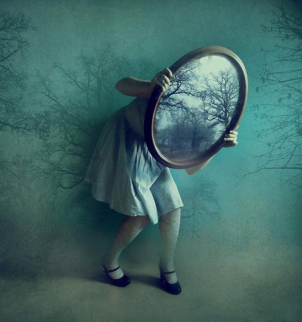 Maintenant miroirs... Réfléchissez !