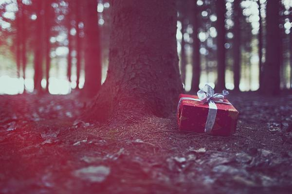 Emballage cadeau !