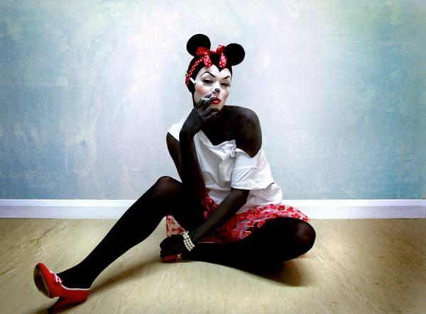 Minnie ; pour les fans de Disney...