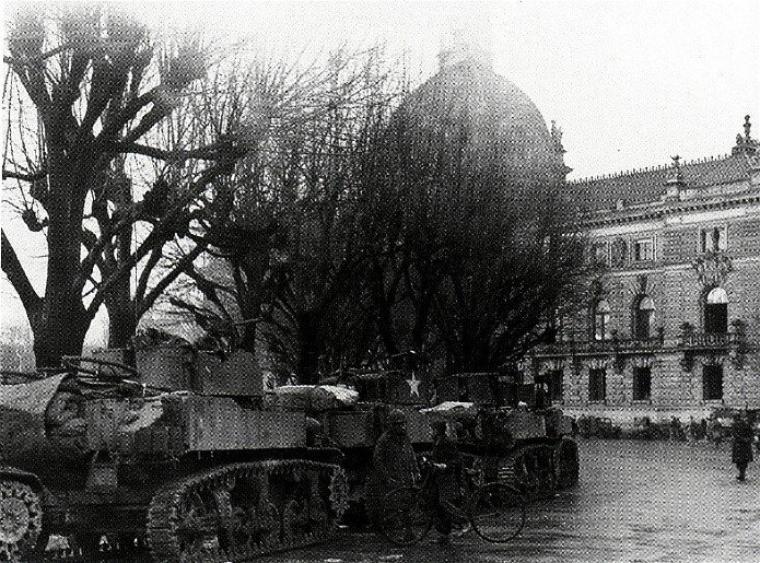 prefecture obusier  1944