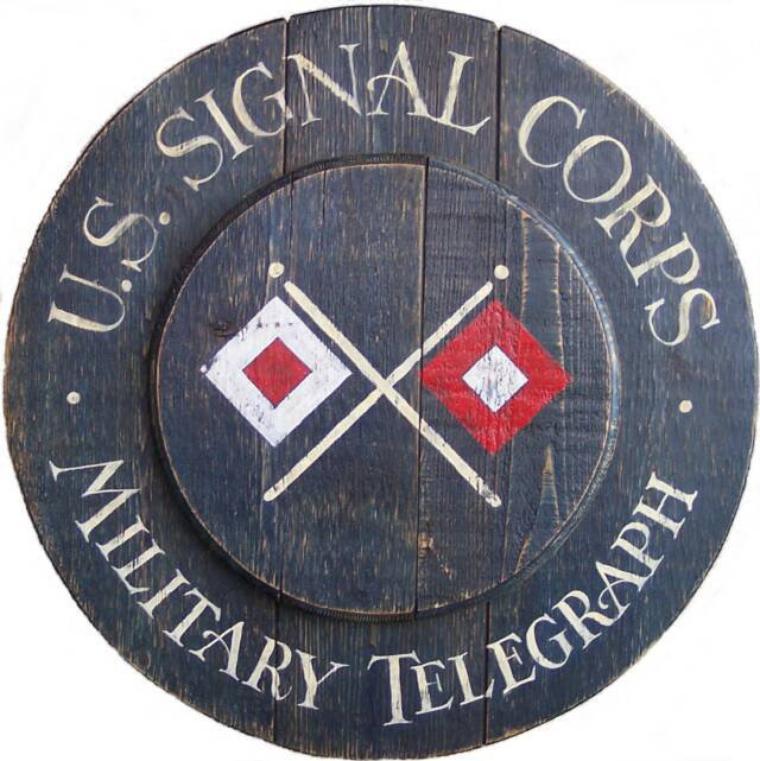Slt à tous, l'un des thème préféré dans la collection c'est le Signal Corps us ww2