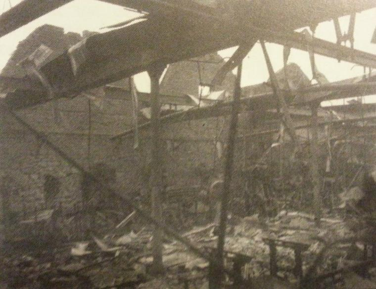 L 'usine leopold à Niedermodern