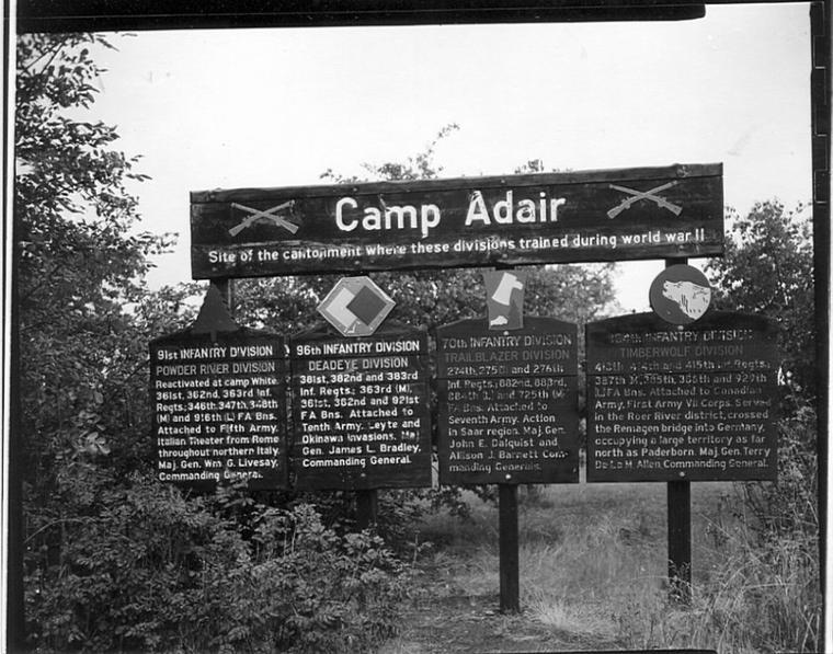 Camp Adair