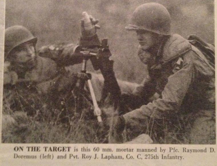 70th infantry division trailblazers