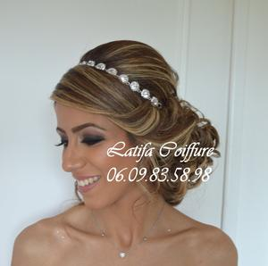 Maquillage Coiffure Mariee Orientale Passion
